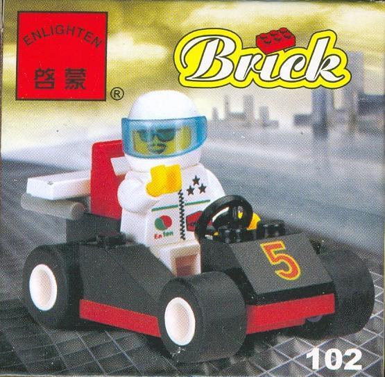 Статьи - Конструктор Brick 102